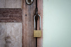 Old master key Royalty Free Stock Photography