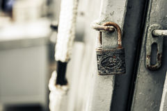 Old master key Royalty Free Stock Photos