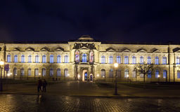 Old Masters Picture Gallery in Dresden Stock Photo