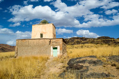 Old mausoleum in south Morocco Stock Image