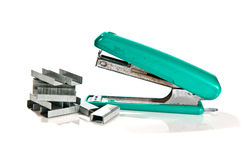 Old max stapler Royalty Free Stock Images