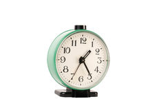 Old mechanical alarm clock Royalty Free Stock Photo