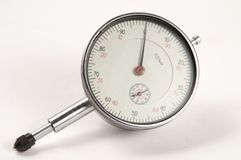 Old mechanical curvimeter Royalty Free Stock Photography