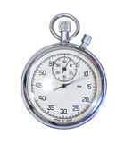 Old mechanical russian stopwatch Royalty Free Stock Image