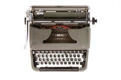 Old mechanical typewriter Stock Photos