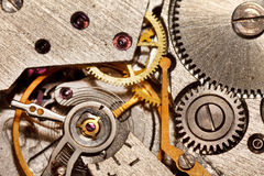 Old mechanism royalty free stock images