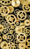 Old mechanism background Royalty Free Stock Images