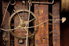 Old mechanism Stock Images