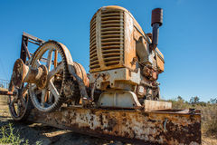 Old mechanism Royalty Free Stock Photography