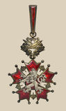 Old Medal Stock Images
