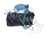 Old Medical Bag Royalty Free Stock Image