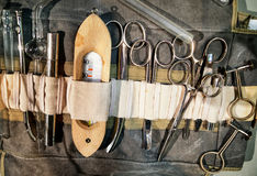 Old medicine equipment Royalty Free Stock Image