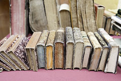 Old medieval books Stock Images