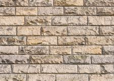 Old medieval brick wall background. Old medieval a brick wall background stock photo