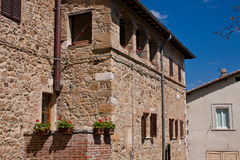 Old medieval building Stock Photography