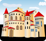 Old medieval Castle Royalty Free Stock Photo