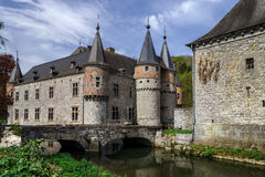 Old medieval castle Stock Photo