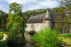 Old medieval castle Royalty Free Stock Image