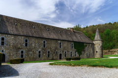 Old medieval castle Stock Image