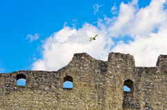 Old Medieval Castle Stock Photos