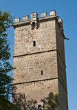 Old medieval castle tower Stock Photos