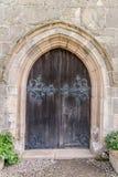Old Medieval Door Stock Photos