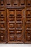 Old medieval door in Italy Stock Photos