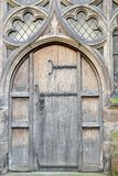 Old medieval door Royalty Free Stock Photos