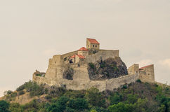 Old Medieval Fortress Stock Images
