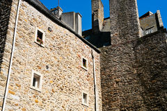 Old medieval house in France Royalty Free Stock Photo