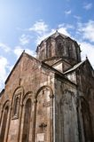 Old medieval monastery. The view of an old armenian medieval monastery Stock Photos