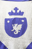 Old medieval shield Royalty Free Stock Photo
