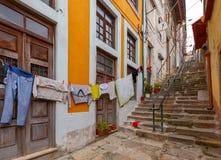 Porto. Old street. Stock Photo