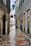 Old medieval town Kotor, Montenegro Stock Photo