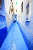 Old Medina of Chefchaouen Royalty Free Stock Photos