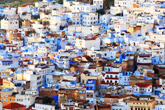 Old Medina of Chefchaouen Royalty Free Stock Images