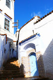 Old Medina of Chefchaouen Royalty Free Stock Photo