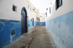 Old medina of rabat Stock Images