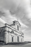 Old Mediterranean Church Royalty Free Stock Images
