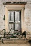 Old mediterranean facade Royalty Free Stock Photo