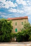 Old mediterranean house Stock Image