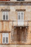 Old Mediterranean house Royalty Free Stock Image