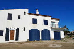 Old Mediterranean house in Spain Stock Photography