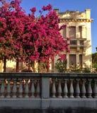 Old Mediterranean house Stock Photo