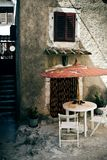 Old mediterranean nook Royalty Free Stock Photos