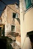 Old mediterranean nook Royalty Free Stock Photos