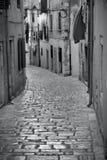 Old Mediterranean town Stock Photo