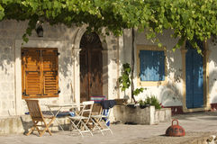 Old mediterranean town Royalty Free Stock Photo