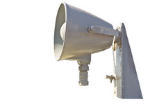The old Megaphone Royalty Free Stock Photography