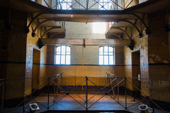 Old Melbourne Gaol - gallows Royalty Free Stock Images